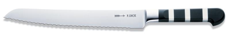 Brotmesser/Allzweckmesser, Wellenschliff 21cm