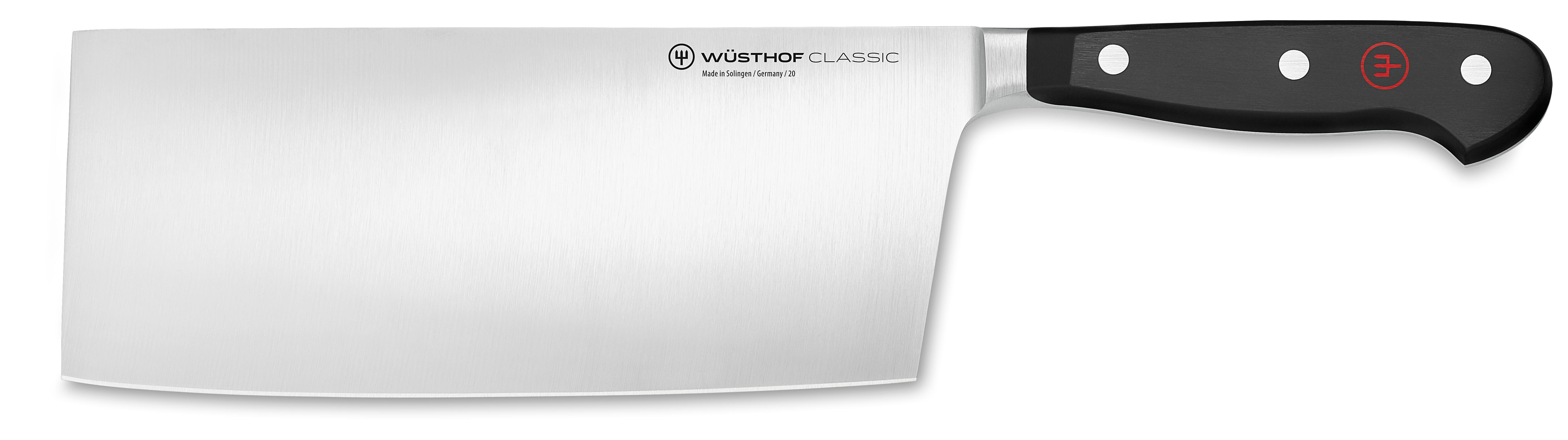 Chinesisches Kochmesser / Chinese chef's knife