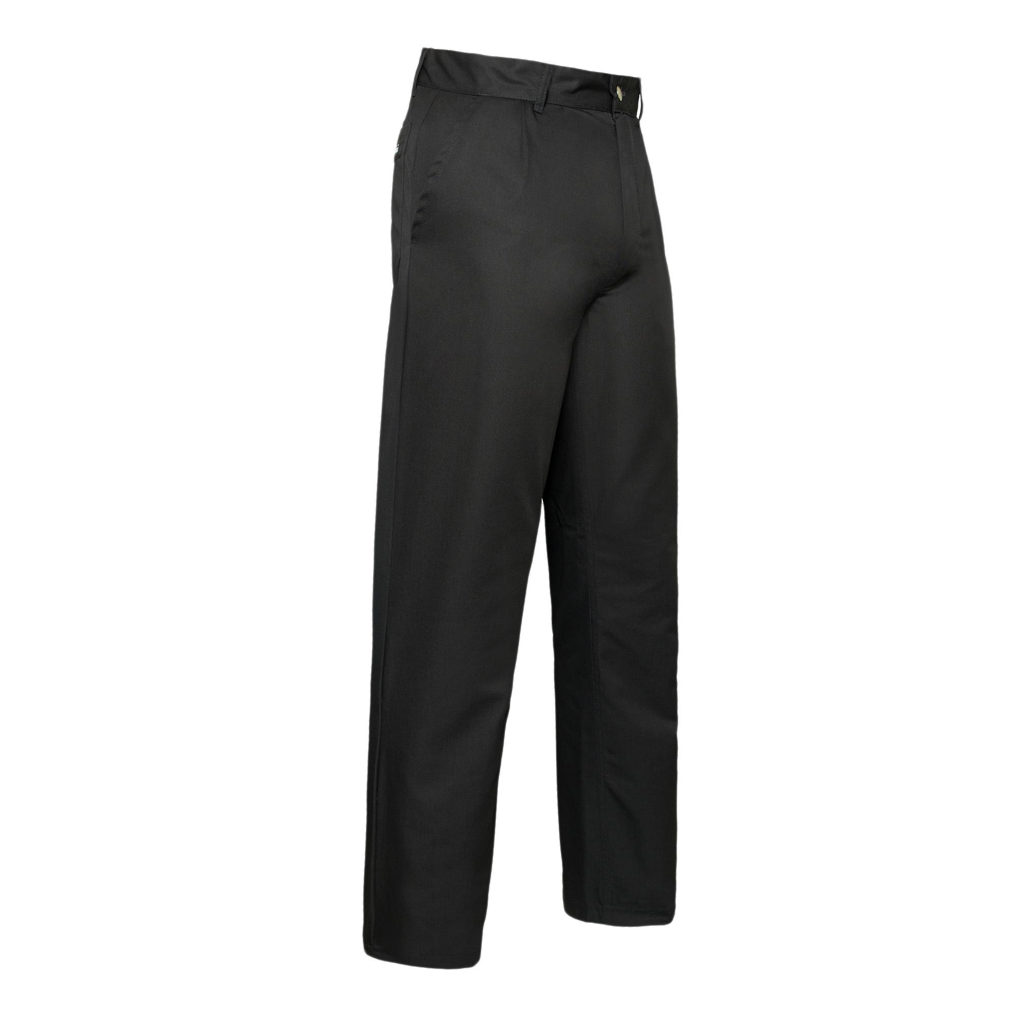 Pantalon Easy Care Black