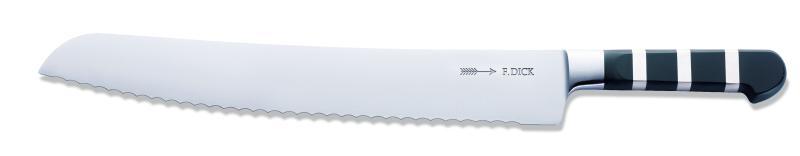 Brotmesser/Allzweckmesser, Wellenschliff 32cm