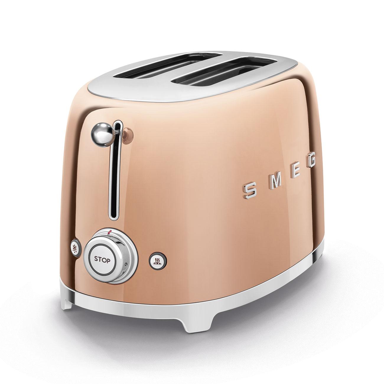 2-Schlitz-Toaster, kompakt