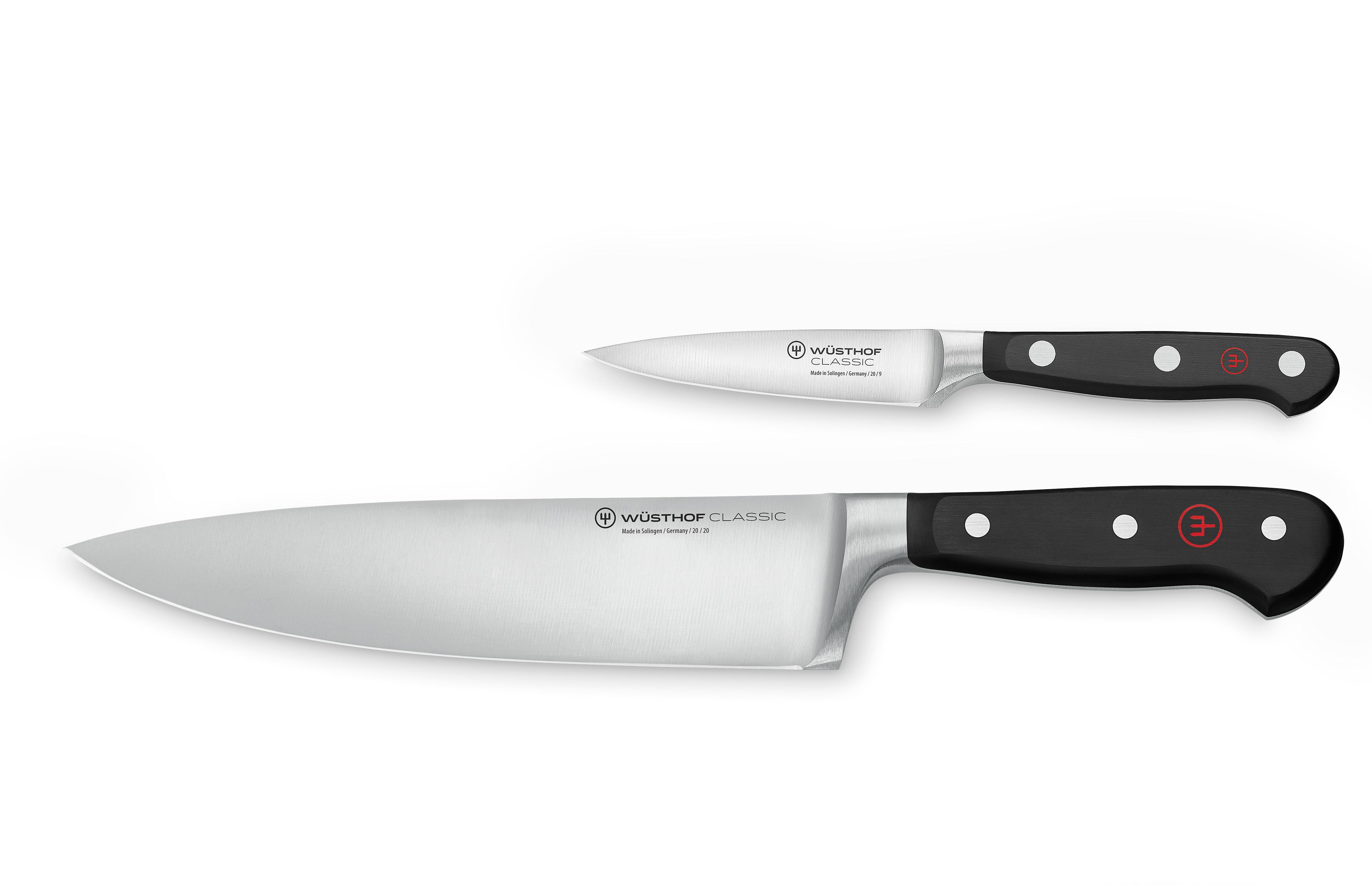 Messer Set mit 2 Messern / Knife set with 2 knives