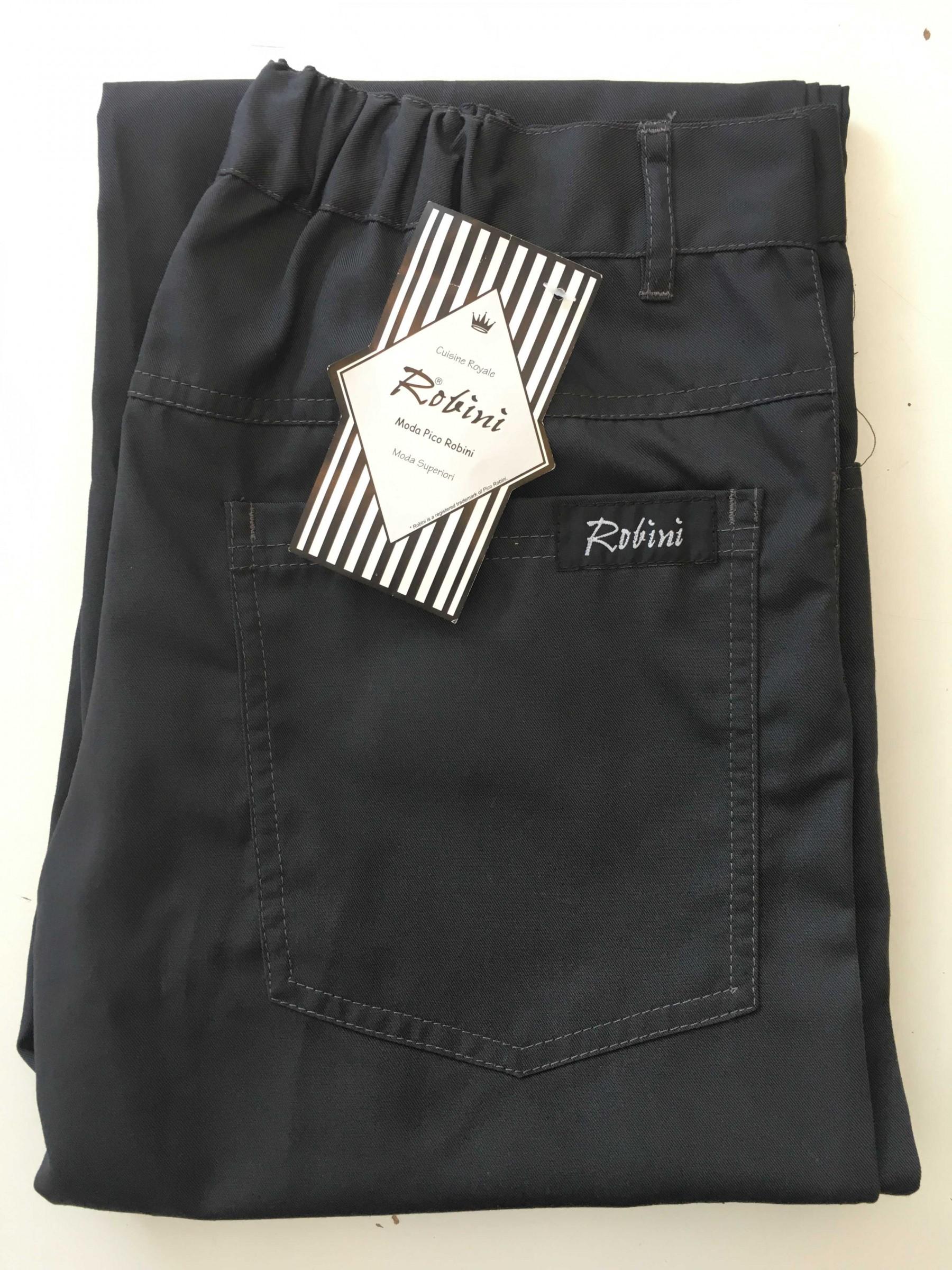 Pantalon 5-Pocket Herren Anthrazit Anthrazit