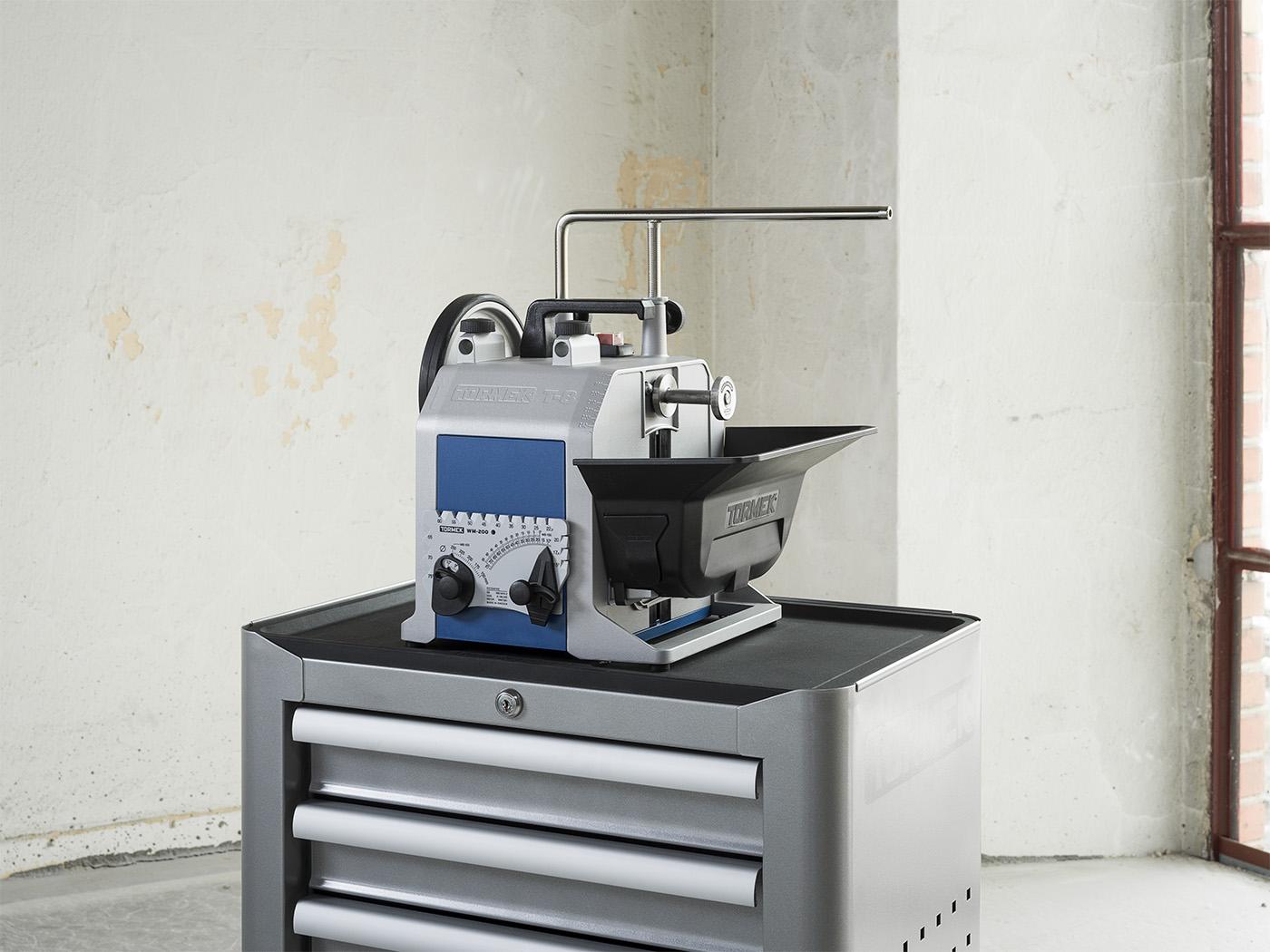 Tormek® Naßschleifmaschine T-8  Custom
