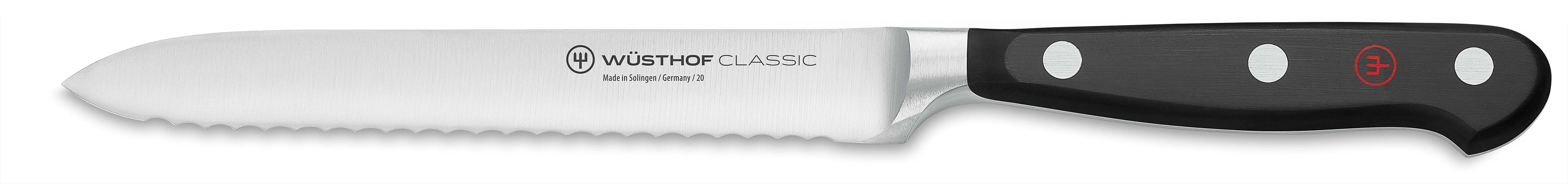 Aufschnittmesser / Sausage knife