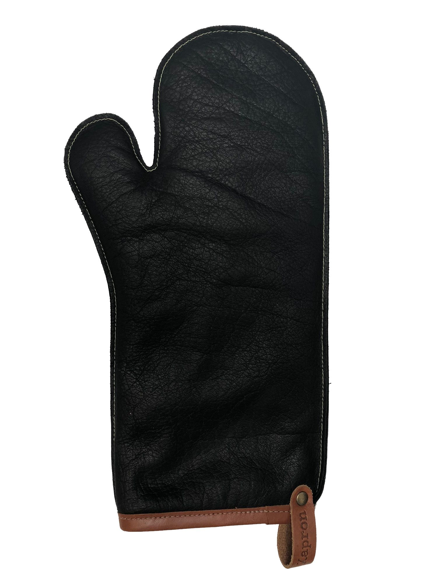 Ofenhandschuhe Extra Groß Utah Schwarz